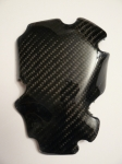 Kohlefaser Abdeckung für PickUp Deckel