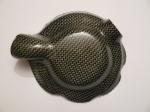 Kohle-Aramid Abdeckung für Kupplungsdeckel