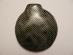 Kohle-Aramid Abdeckung für Lichtmaschinendeckel
